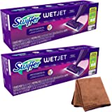 Amazon Com Swiffer Wetjet Hardwood And Floor Spray Mop