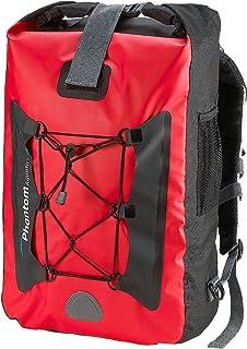 Phantom Aquatics Hiking Sac à Dos Imperméable Mixte PAQ25LTR-BL
