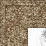 ArtToFrames 18x24 inch Crosshatch Silver Frame