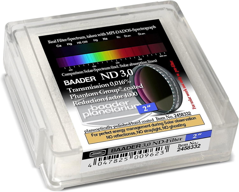 2 # FND3-2 2458332 Baader Neutral Density Filter ND-3.0 0.1/% Transmission