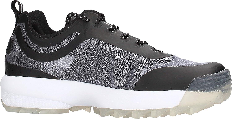 Fila Disrelé Run - Zapatillas deportivas negras para mujer 1010866-25Y: Amazon.es: Zapatos y complementos