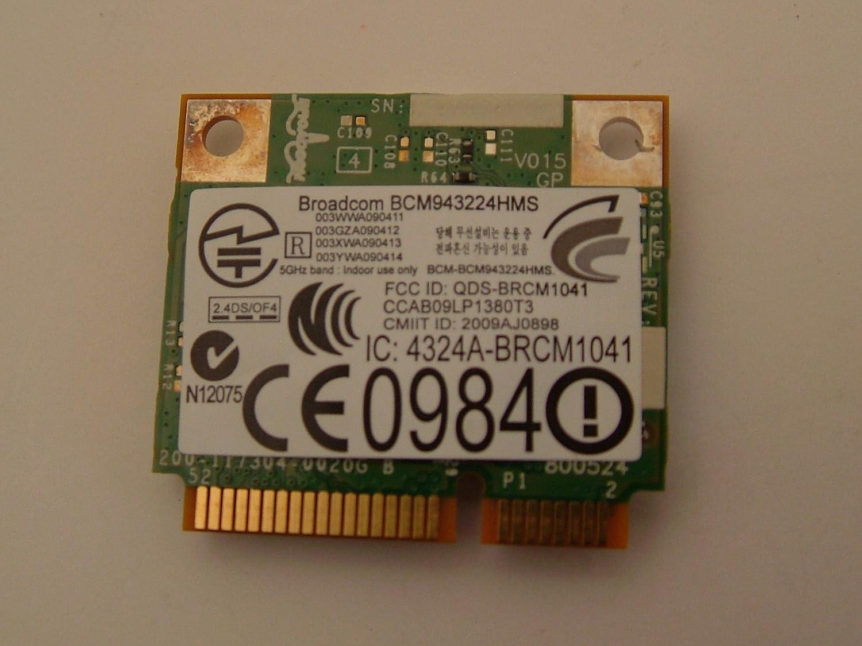 Dell Mini PCI Express Half Height KVCX1 WLAN WiFi 802.11n Wireless Card Latitude E6410