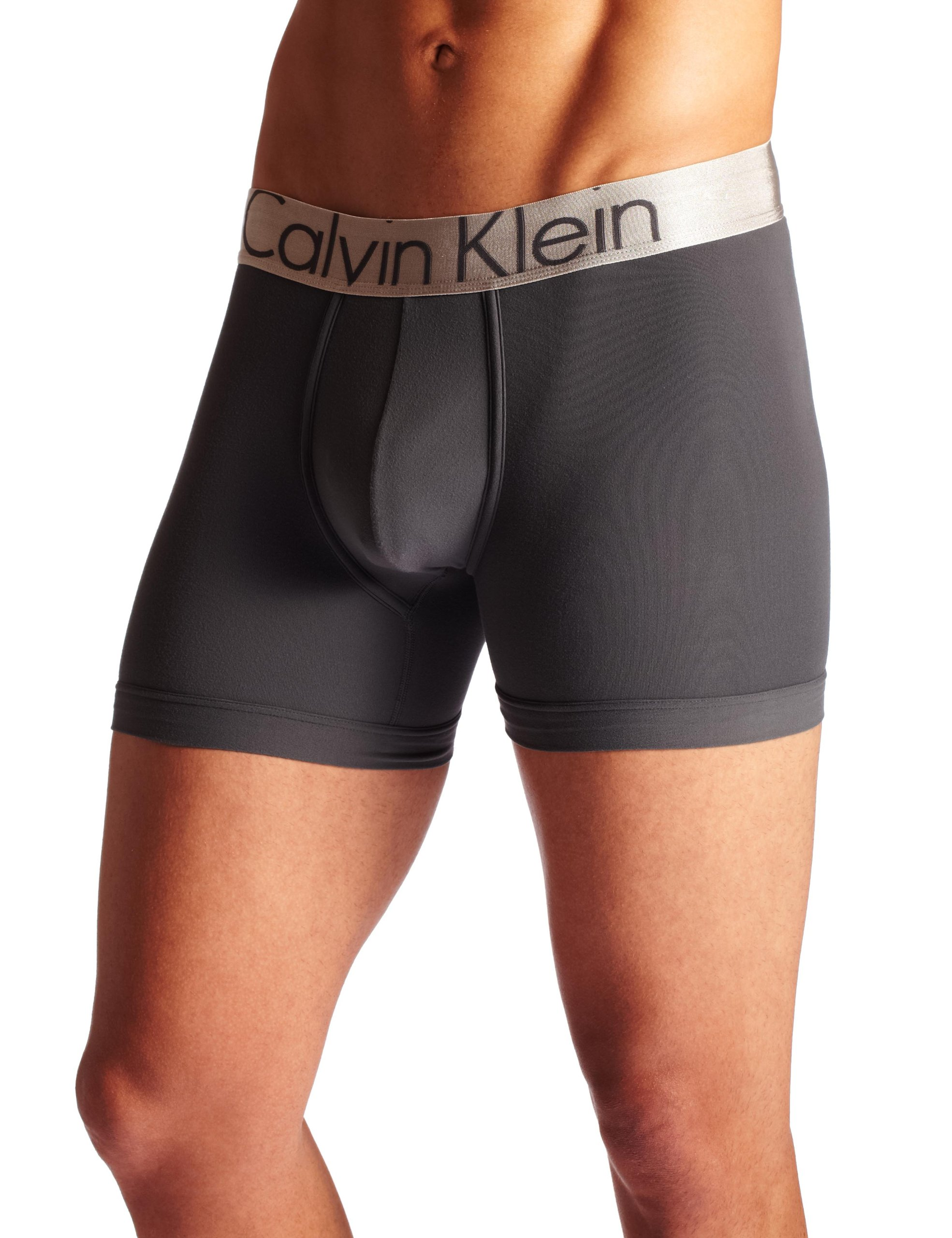 calvin klein men 39 s underwear steel micro boxer briefs amazon. Black Bedroom Furniture Sets. Home Design Ideas
