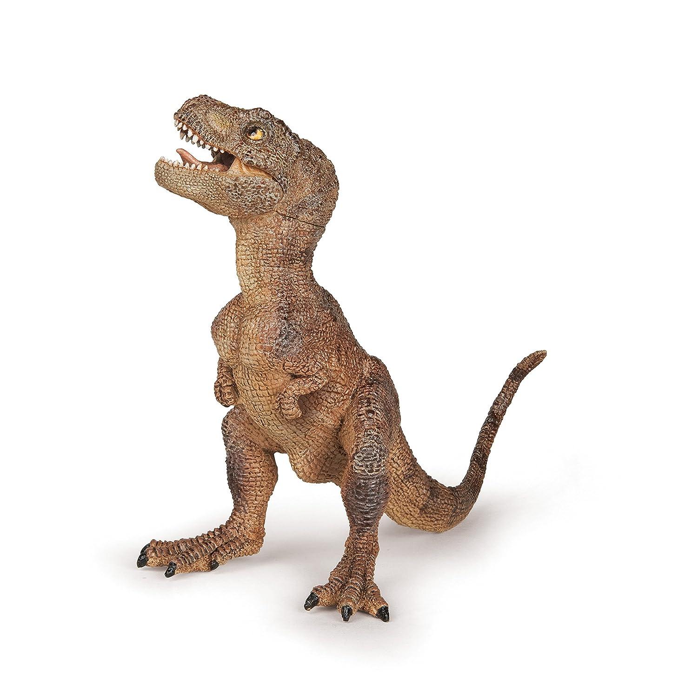 Papo 55029 - Baby T-Rex braun, Dinosaurier