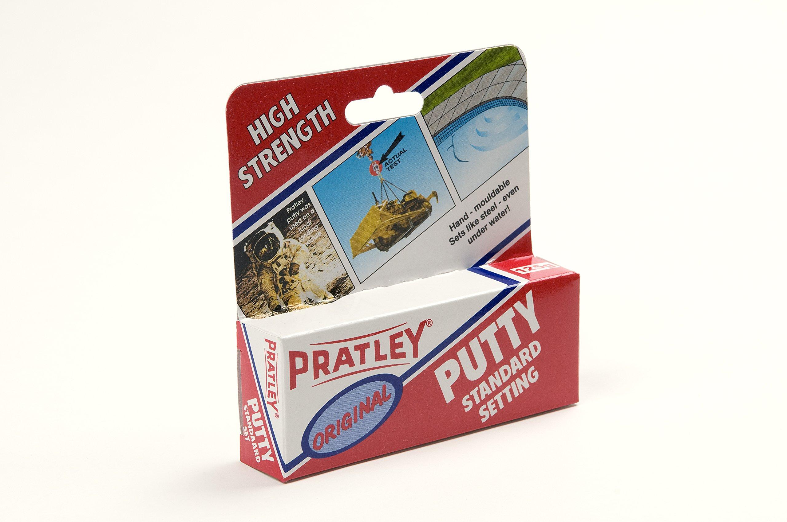2 x Pratley Original Waterproof Adhesive Epoxy Putty 125g / 4.4 ounces 80211 New