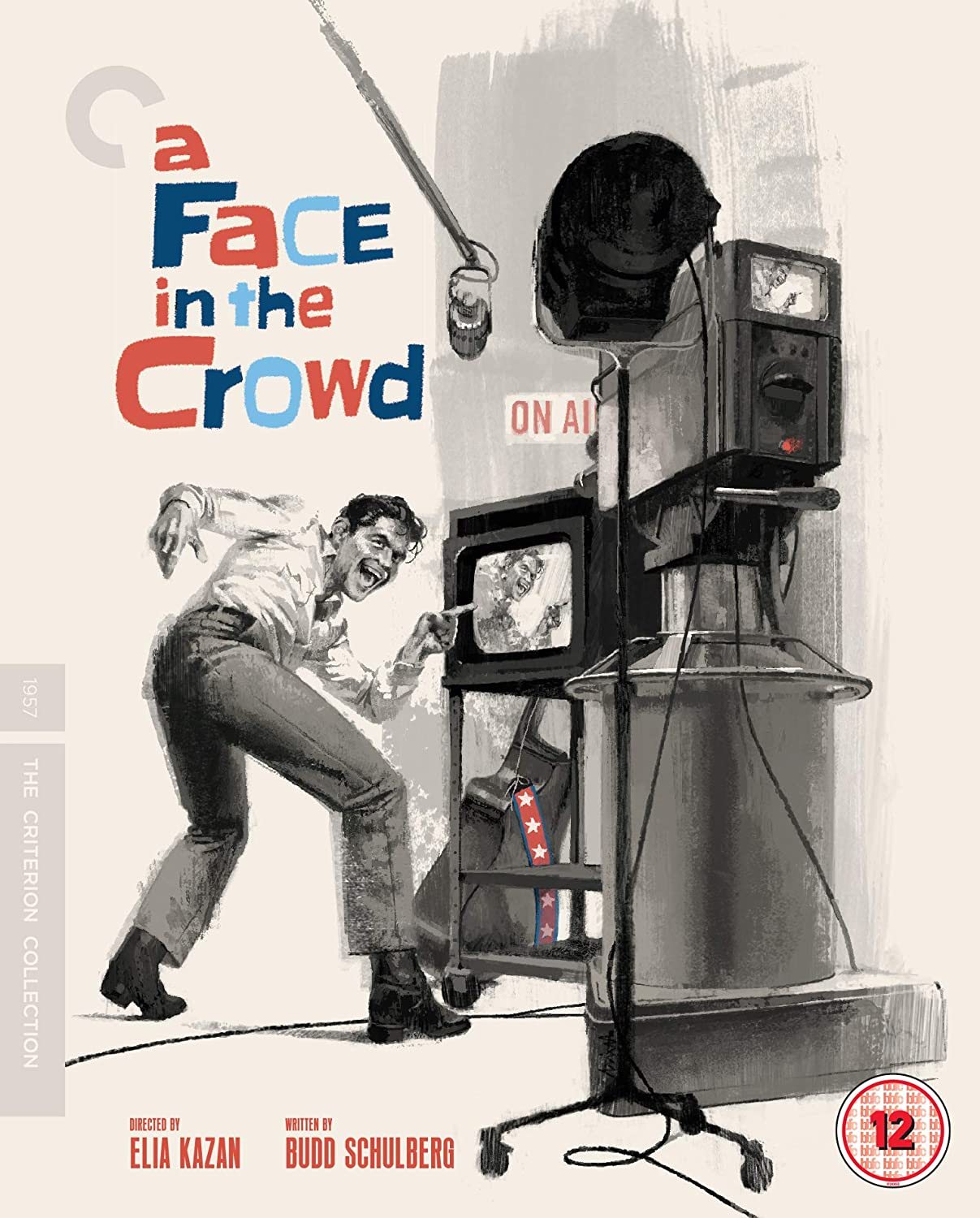 A Face In The Crowd - Cover