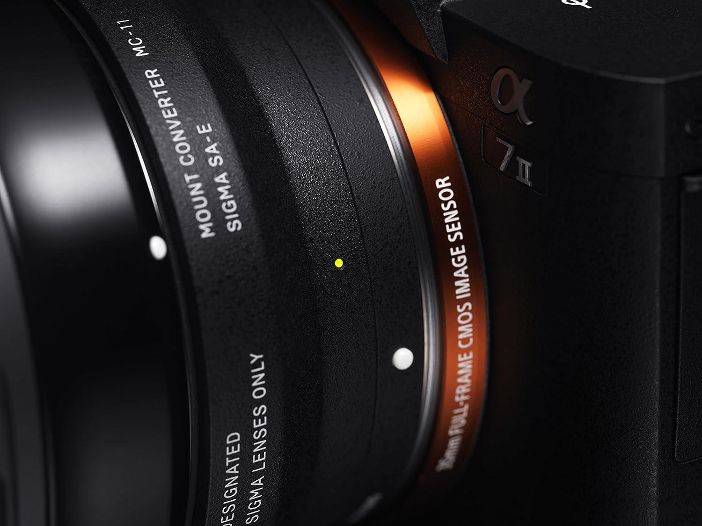 Sigma Mount Converter MC-11 für Global Vision: Amazon.de: Kamera