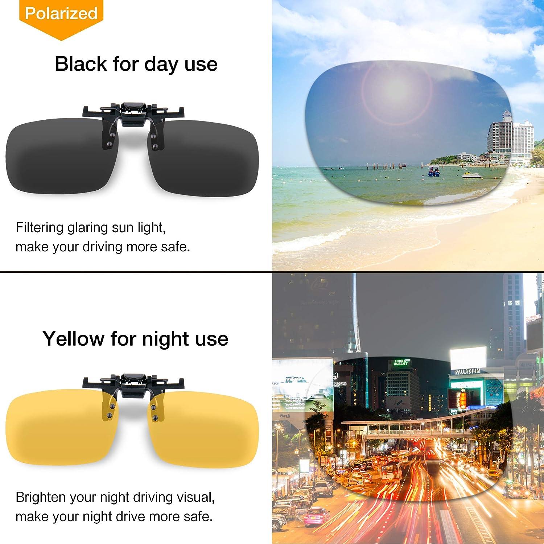 bb828e63a09555 Verres de lunettes de soleil à clipser., SO1006-Black, Noir  Amazon.fr   High-tech