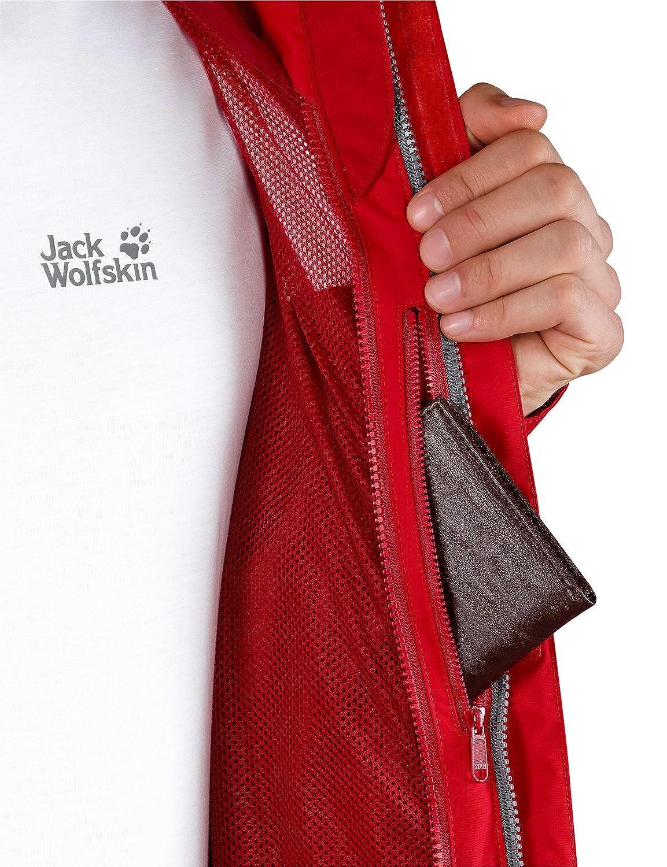 Jack Wolfskin Mens Laconic Texapore Jacket