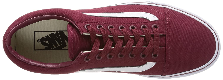 Vans Unisex Shoes Old Skool Classic Skate Shoes Unisex B00RPNIAIY 12.5 B(M) US Women / 11 D(M) US Men Canvas Cordovan c58ad1
