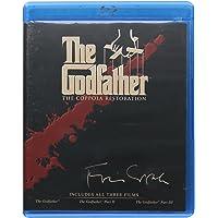 El Padrino: Trilogia Restaurada (The Godfather Trilogy Restored) [Blu-ray]