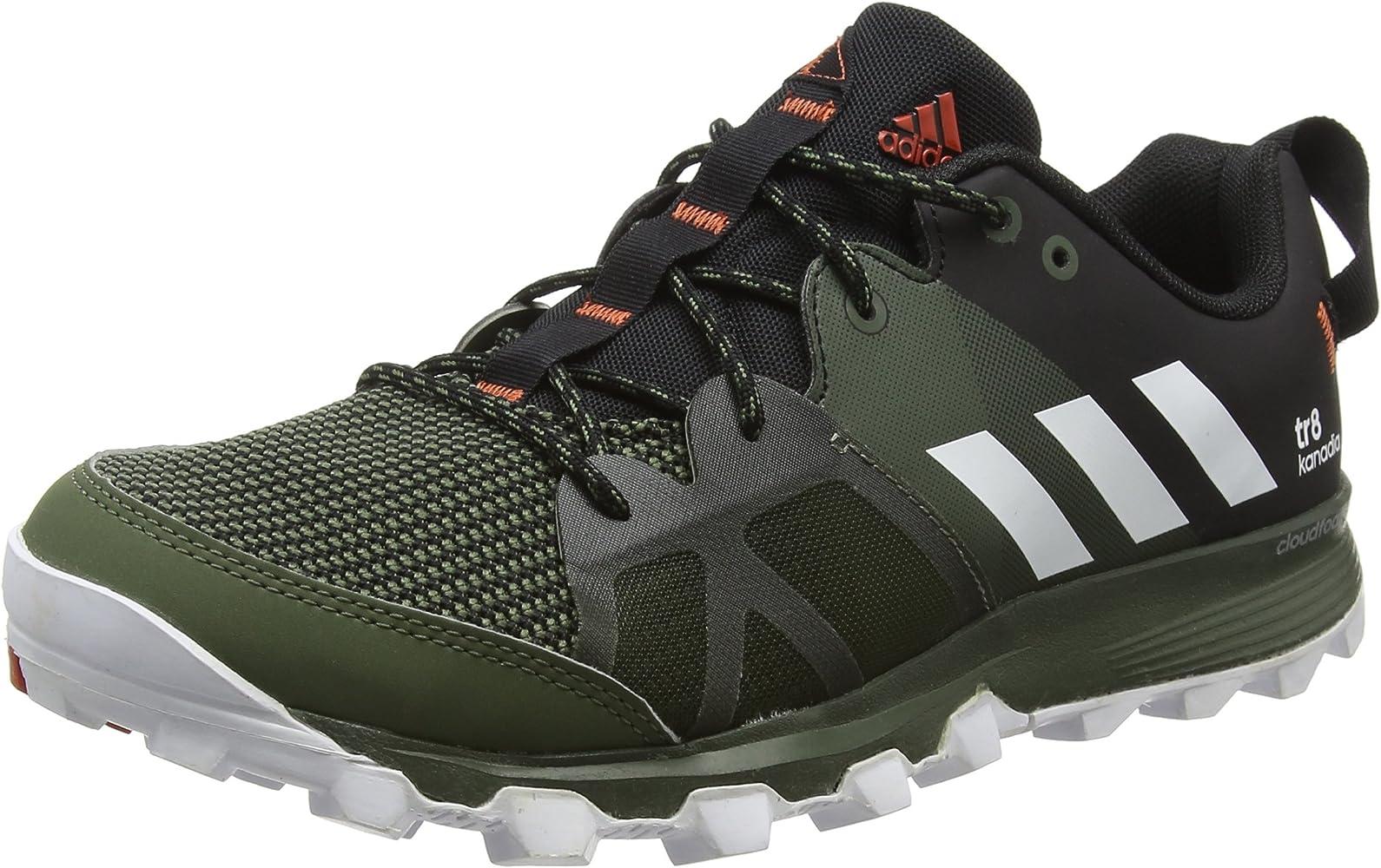 adidas AQ5844, Zapatillas de Trail Running para Hombre, Negro ...