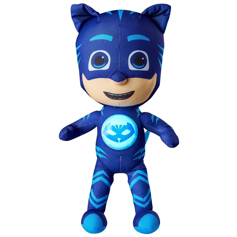 GoGlow Light Up Bedtime Pal PJ Masks Super Pigiamini Gattoboy - Morbido pupazzo e luce notturna Worlds Apart 257PJM