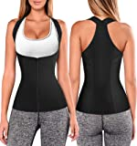 Women Back Braces Posture Corrector Waist Trainer Vest Tummy Control Body Shaper for Spinal Neck Shoulder and Upper Back Support (M, Black)