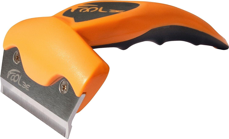 Foolee One /Étrille Orange 10 cm Taille L