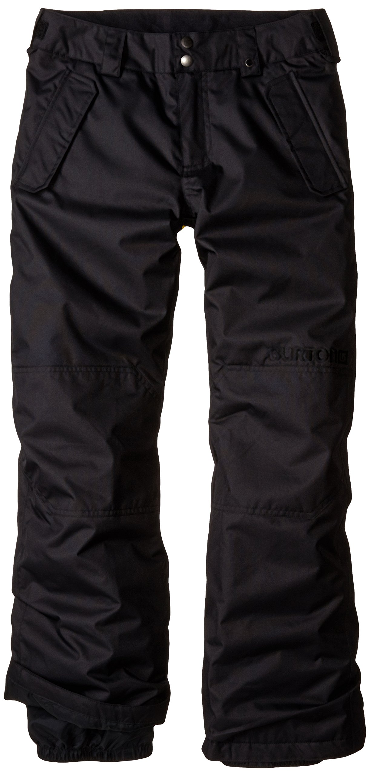 Burton Boy's Parkway Pant, True Black, X-Large by Burton
