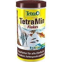 TetraMin (hoofdvoering voor alle siervissen in vlokkenvorm, voor een lang en gezond visleven en helder water, plus…