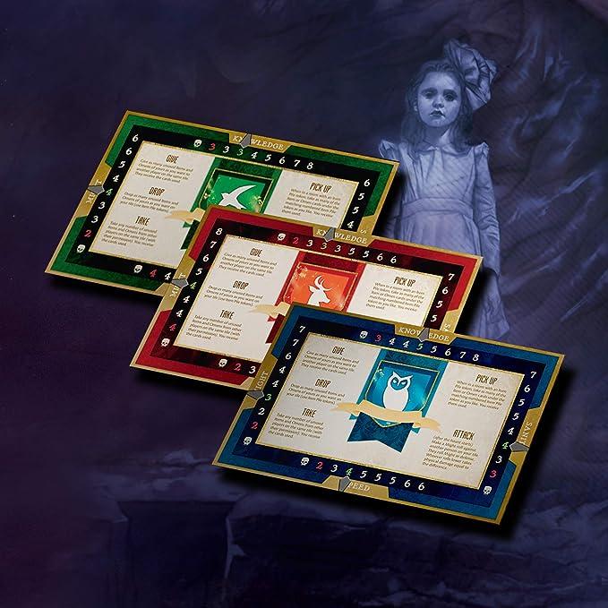 Avalon Hill C4595 Betrayal Legacy - Juego de mesa [Importado de Alemania] , color/modelo surtido: Amazon.es: Juguetes y juegos
