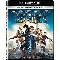 Pride + Prejudice + Zombies [Blu-ray]