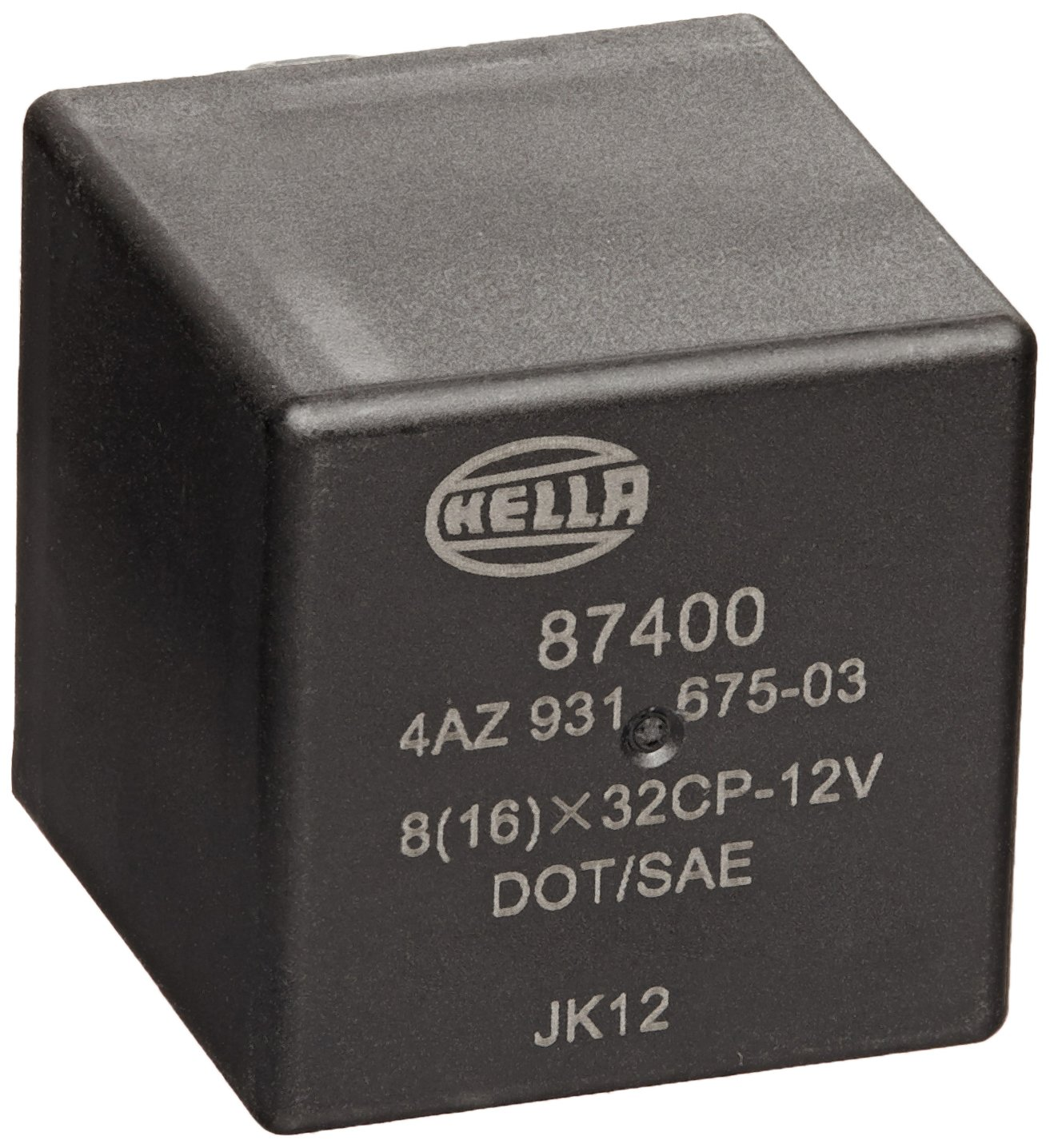 Hella H42675031 12 V 3 Pin Auto Or Hd Flasher Automotive Relay Electronic Car Pictures
