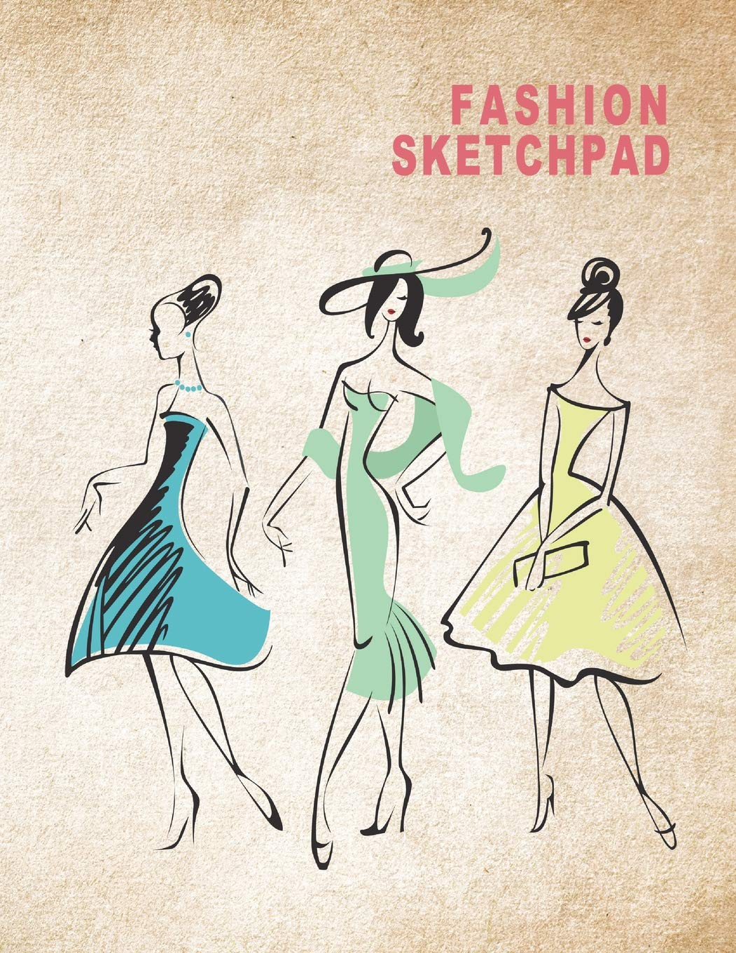 Amazon Com Fashion Sketchpad Women Figure Sketch Different Posed Template Will Easily Create Your Fashion Styles Fashion Sketch 9781983010316 Ahrendts Angel Books