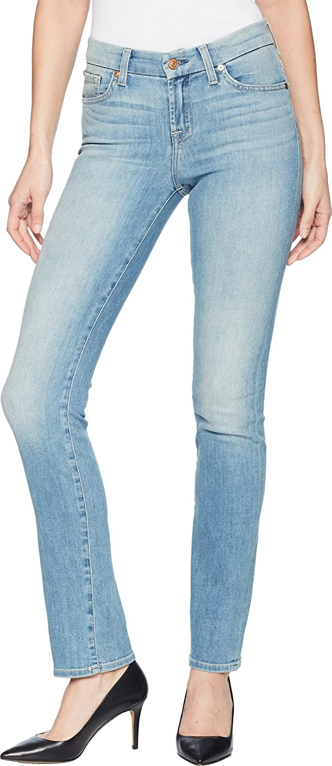 7 For All Mankind Women's Kimmie Straight-Leg Jean AU0231912A