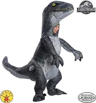 Amazon.com: Rubies Disfraz de dinosaurio inflable para ...