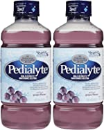 Pedialyte Oral Electrolyte Solution - Grape - 1 lt - 2
