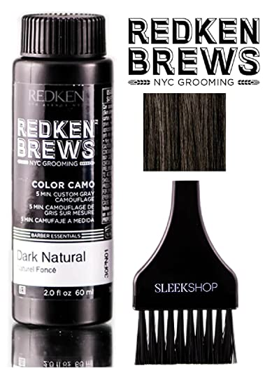 Amazon Redken Brews Color Camo 5 Minute Custom Gray Camoflauge