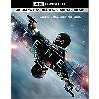 Tenet 4K Ultra HD + Blu-ray + Digital Deals