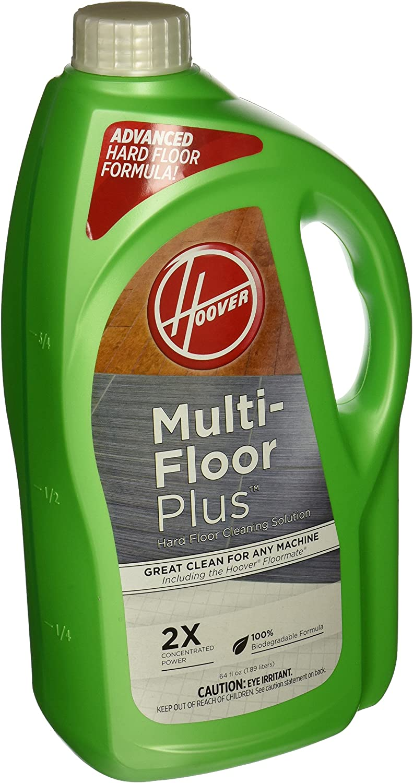 Hoover Cleaner, Multi Floor Plus 2X Hard Floor 64 oz.