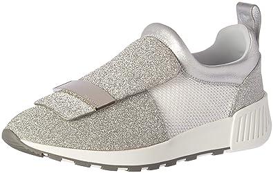 finest selection bc8a2 bc50c Amazon.com | Sergio Rossi Women's Sr1 Runner Sneaker ...