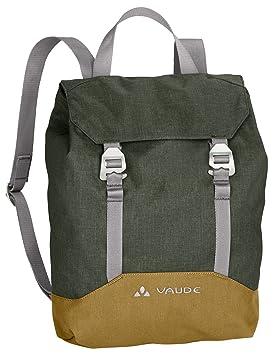 VAUDE Consort Mini Mochila Urbana Unisex para Adulto, Verde (Olive / Trout), 12L Pequeña: Amazon.es: Deportes y aire libre