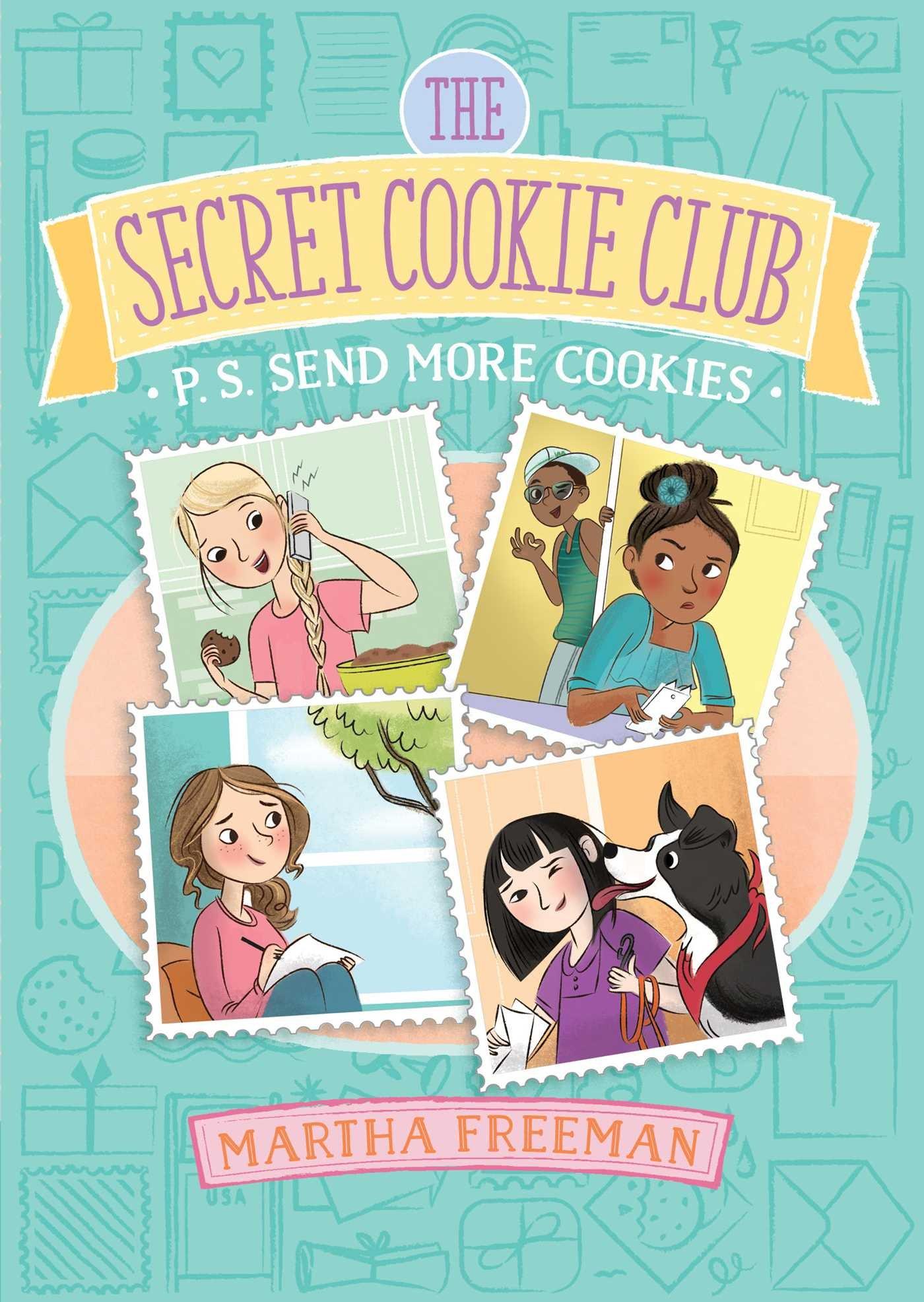 P.S. Send More Cookies (The Secret Cookie Club) ebook