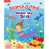 My First Search & Find Under the Sea-Identify Colors, Numbers, and Rhyming Words Along the Way! (My First Search and Find)