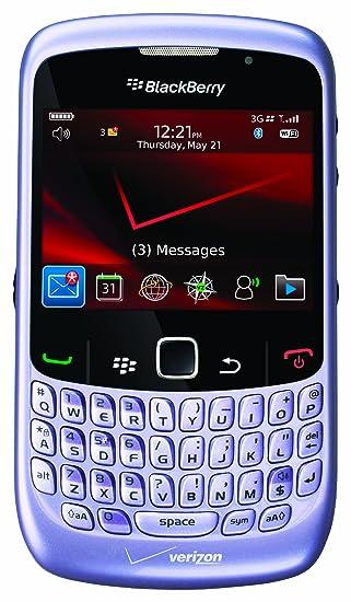 amazon com blackberry curve 8530 smokey violet verizon wireless rh amazon com BlackBerry Curve 9360 BlackBerry Curve 2011