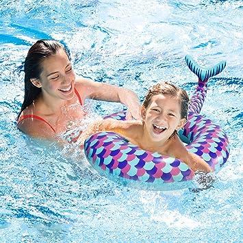 Hinchable colchonetas piscina Playa Flotador - WISHTIME Diversión de ...