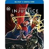 Injustice (Blu-ray + Digital/Steelbook)