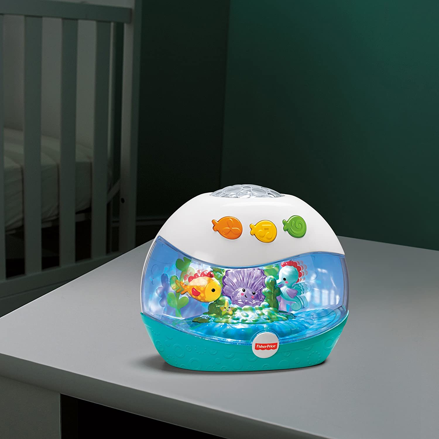 Fisher-Price Calming Seas Projection Soother Fisher Price CDN43