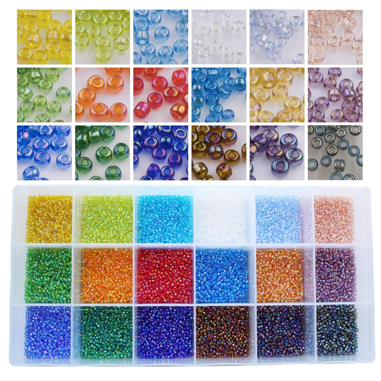 18 Colors - Transparent Colorful