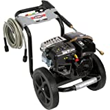 SIMPSON Cleaning MS60763-S 3000 PSI at 2.4 GPM Gas Pressure Washer Powered by KOHLER with OEM Axial Head Pump
