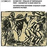 Schnittke: Paslms Repentance [Estonian Philharmonic Chamber Choir; Kaspars Putni] [Bis: BIS2292]