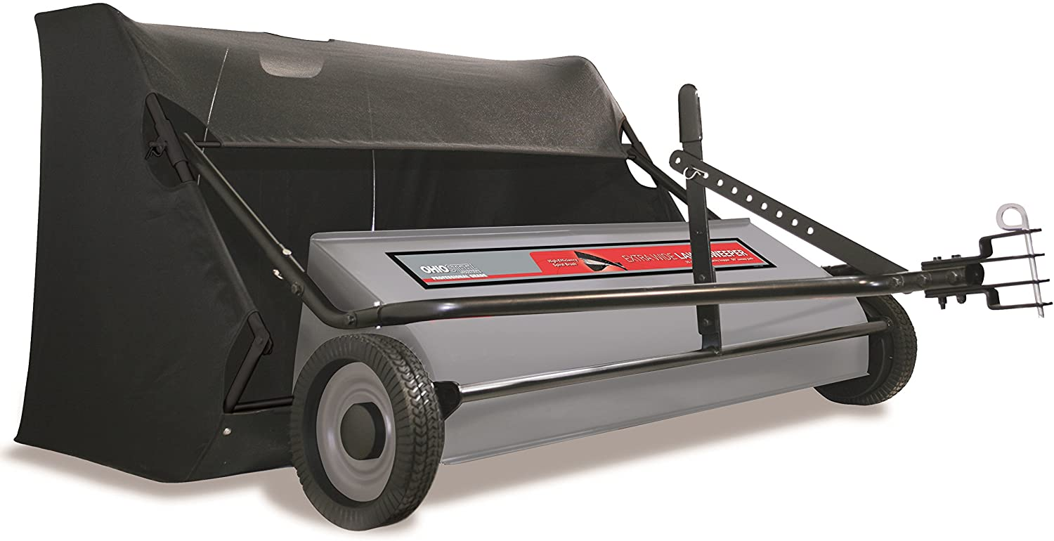 Ohio Steel 50-Inch Pro Sweeper