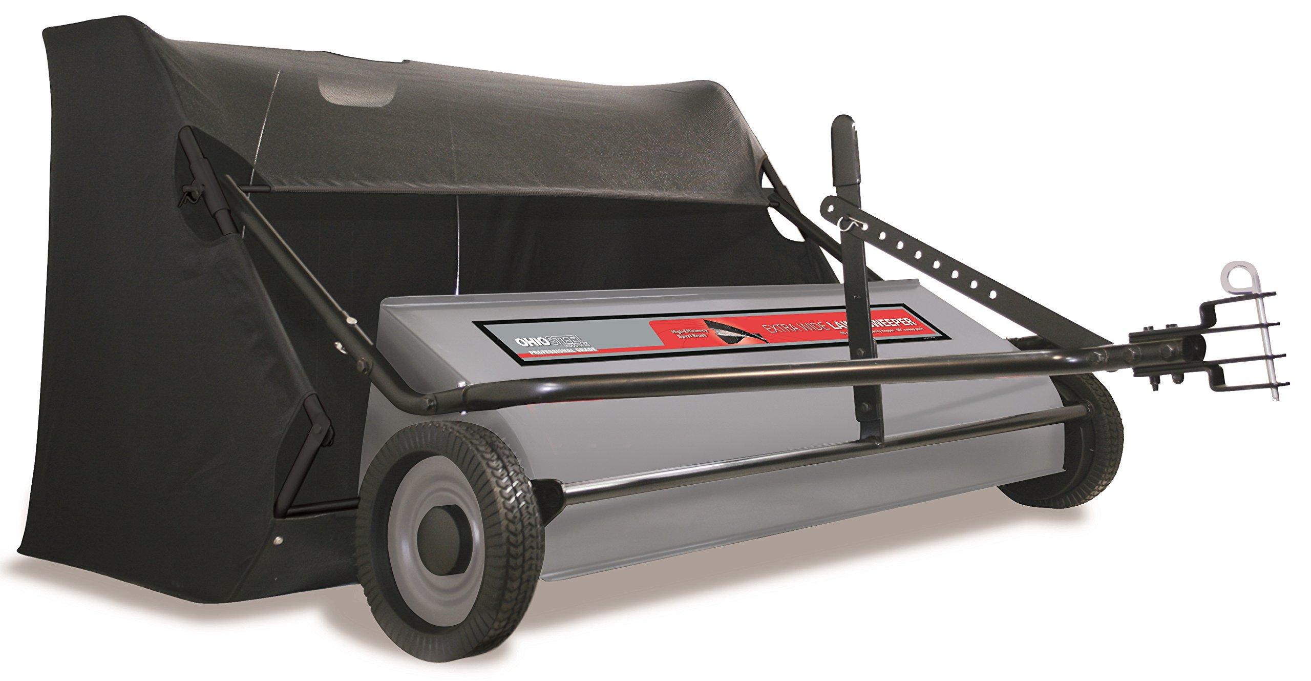 Ohio Steel 50SWP26 Pro Sweeper, 50''/26 cu. ft.