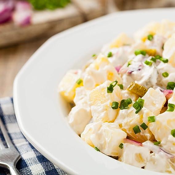 nu3 Salsa yonesa low carb | 265ml de mayonesa light sin azúcar ni grasa | Baja en calorías y glúcidos | Alternativa sana a la mayonesa tradicional | Sin ...