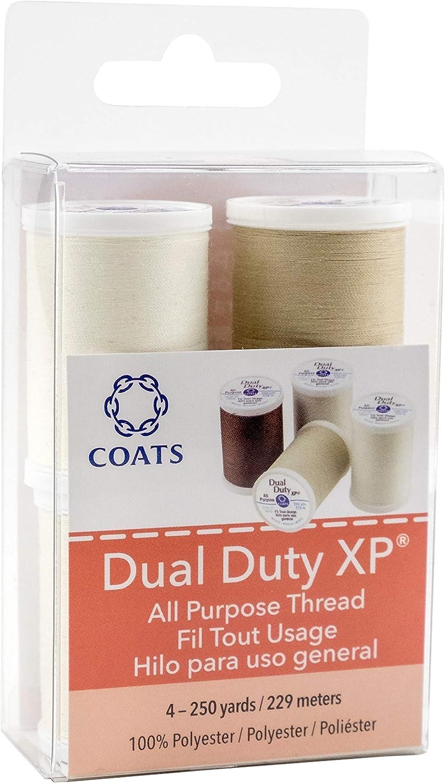 Coats Dual Duty XP All Purpose Thread Spools