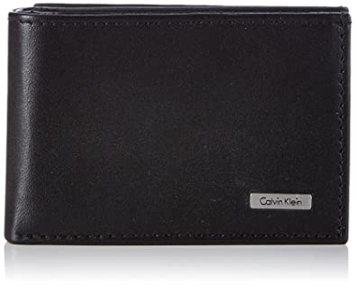be5cd178b83c0 Calvin Klein Jeans Herren RAIL MINI 6CC + COIN Geldbörsen