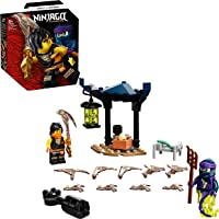LEGO 71733 NINJAGO Legacy Epic Battle Set – Cole vs. Ghost Spinner Playset with 2 Warrior Ninja Minifigures
