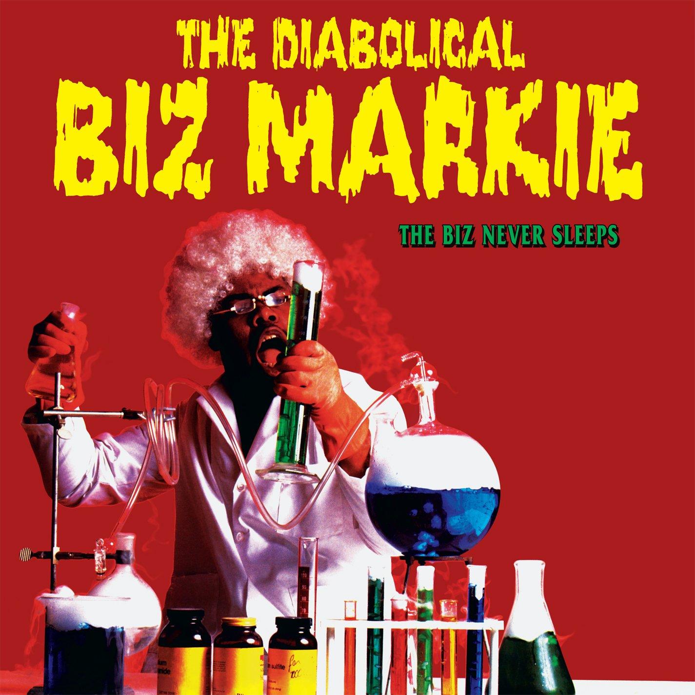 Biz Markie The Biz Never Sleeps Amazon Music