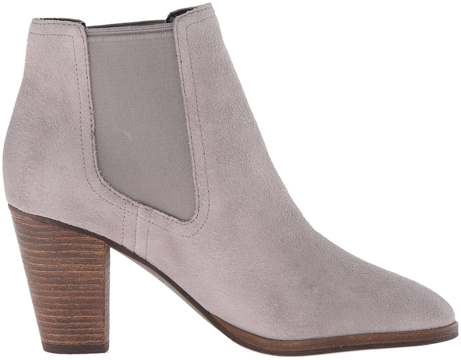 Cole Haan Women's Hayes Gore Ankle Bootie B01FX5B21C 7.5 W US|Ironstone Suede